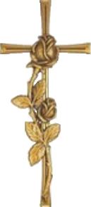 cross-rose-25cm-23599b