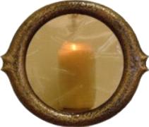 lantern round 18cm